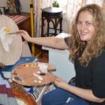 Kunstmaler Ekaterina Saratovskaya