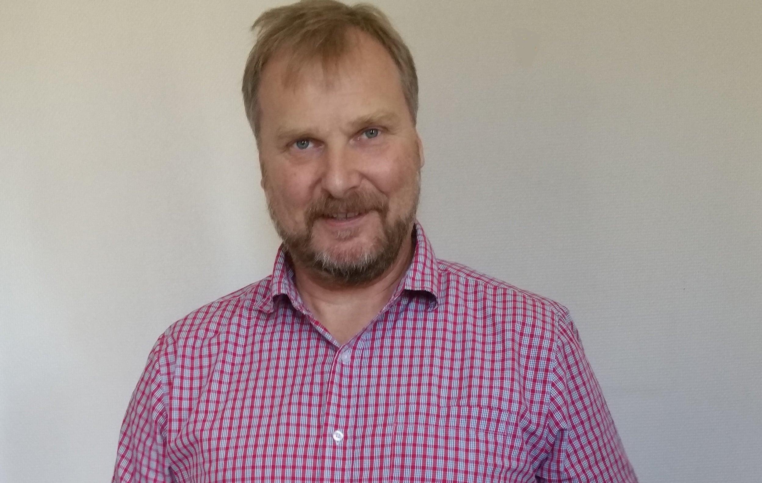 Leder i Hvite Ørn Norge Jan-Magne Sørensen