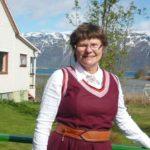 Siv Helen Rydheim representerer Hvite Ørn i Helse Nord