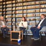Velykket lansering av psykosehefte på Litteraturhuset